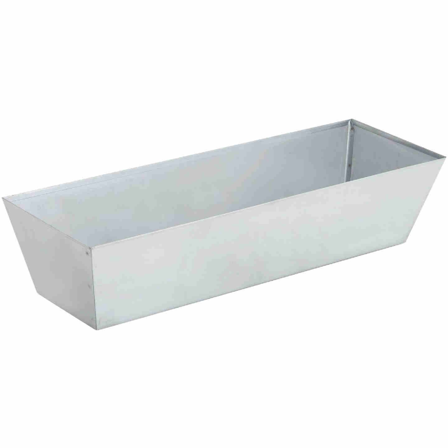 Do it Best 12 In. Stainless Steel Mud Pan Image 1