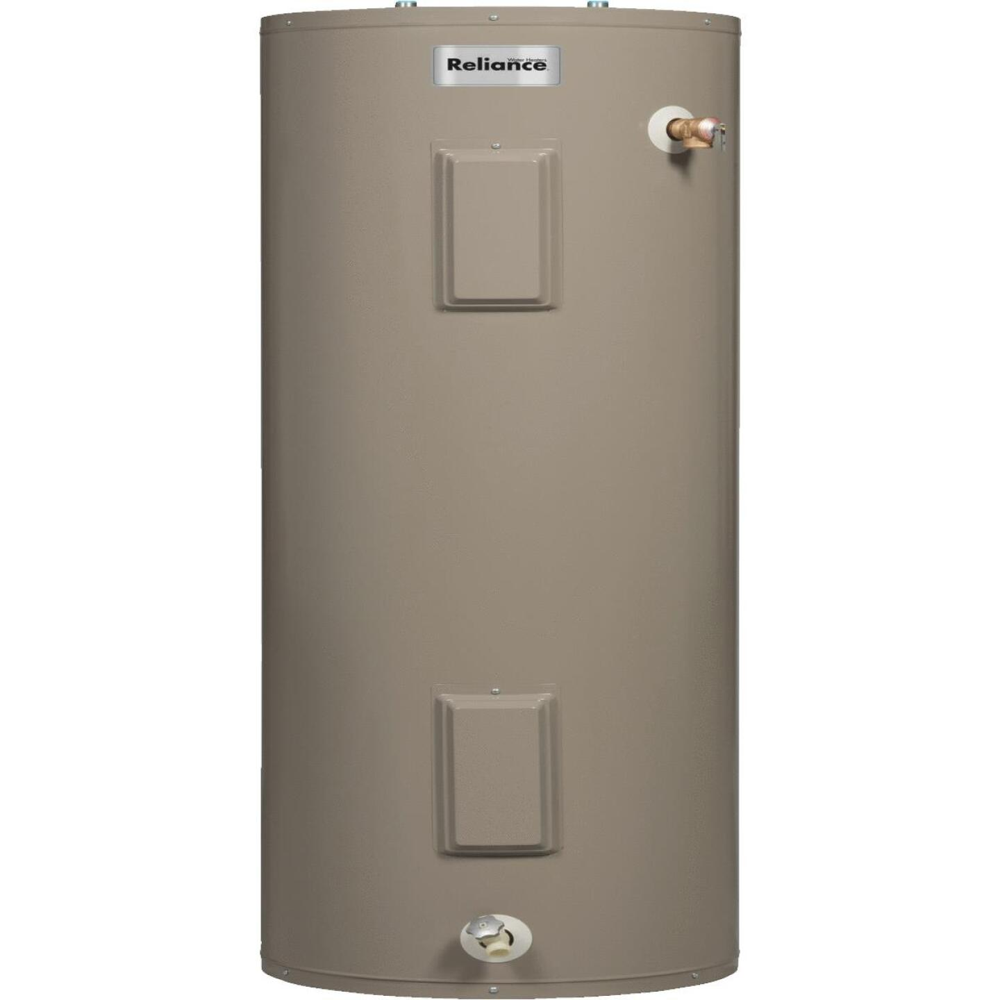 Reliance 30 Gal. Medium 6yr 4500/4500W Elements Electric Water Heater Image 1