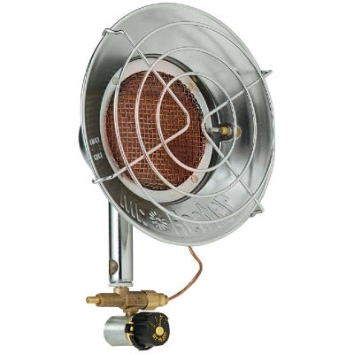 MR. HEATER 15,000 BTU Radiant Single Tank Top Propane Heater