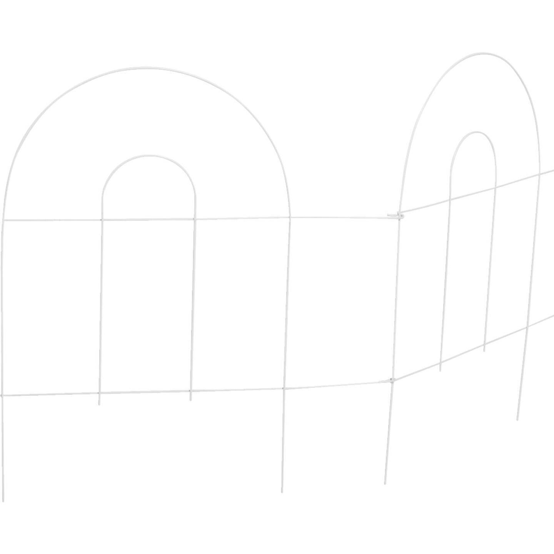 Best Garden 8 Ft. Wire Folding Fence Image 1